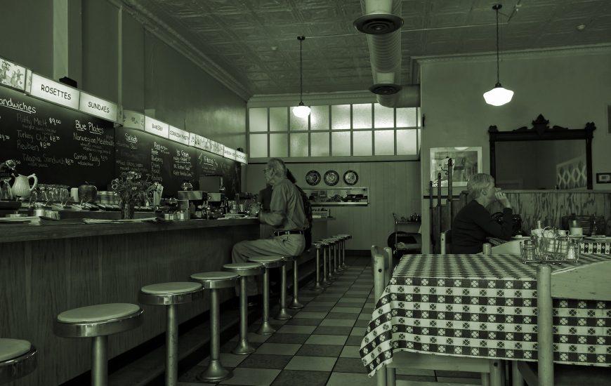 Restaurante vacío