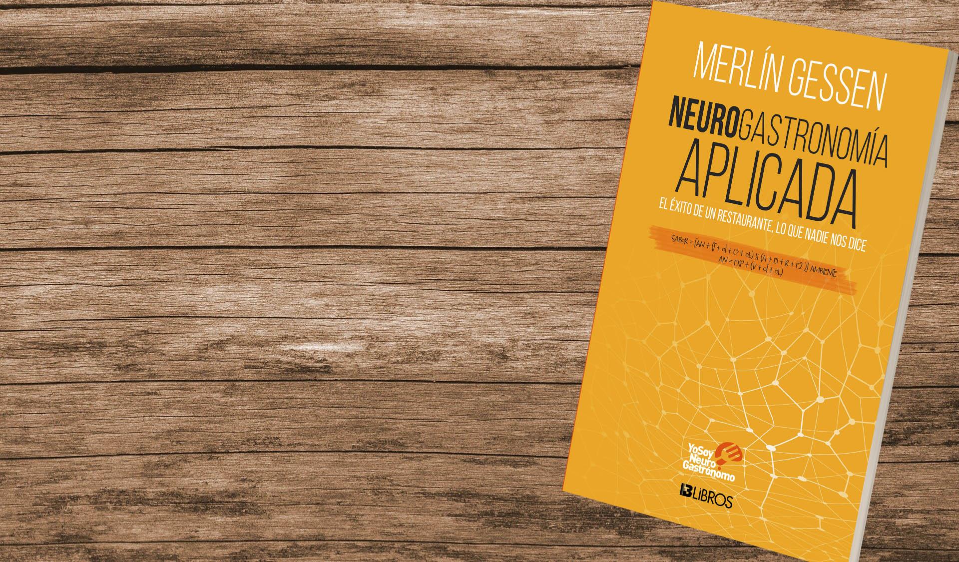 Fondo libro Neurogastronomía Aplicada