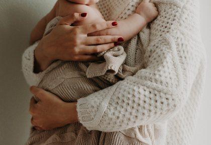 La Oxitocina relación madre hijos